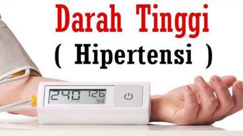 Apa yang Dianggap Tekanan Darah Tinggi? adalah bahwa jika