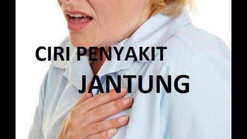 Gejala Serangan Jantung pada Wanita Anda cintai mungkin menderita